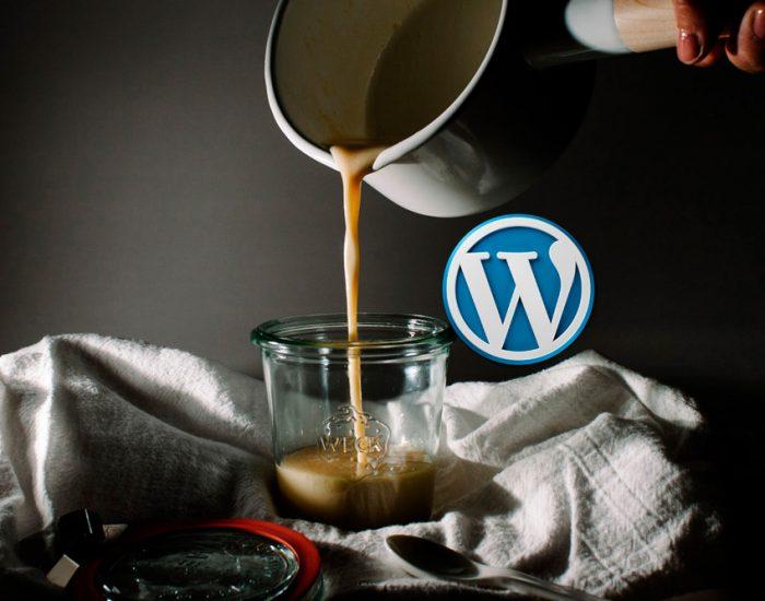 Corso Wordpress per Food Blogger