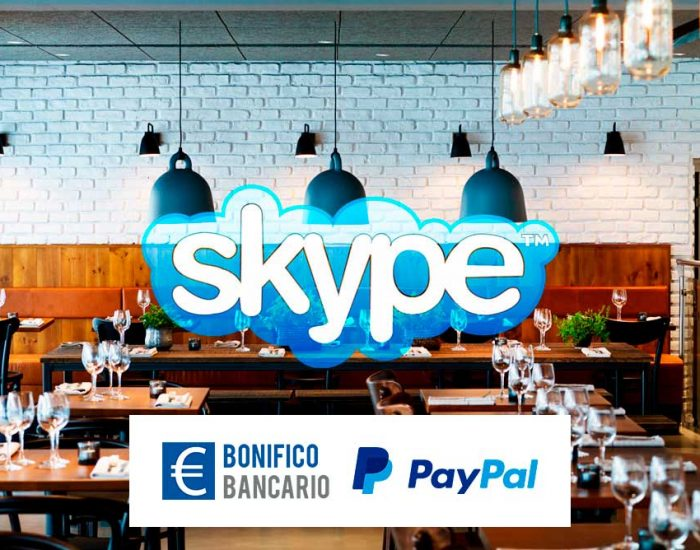 Video consulenza Skype dedicata