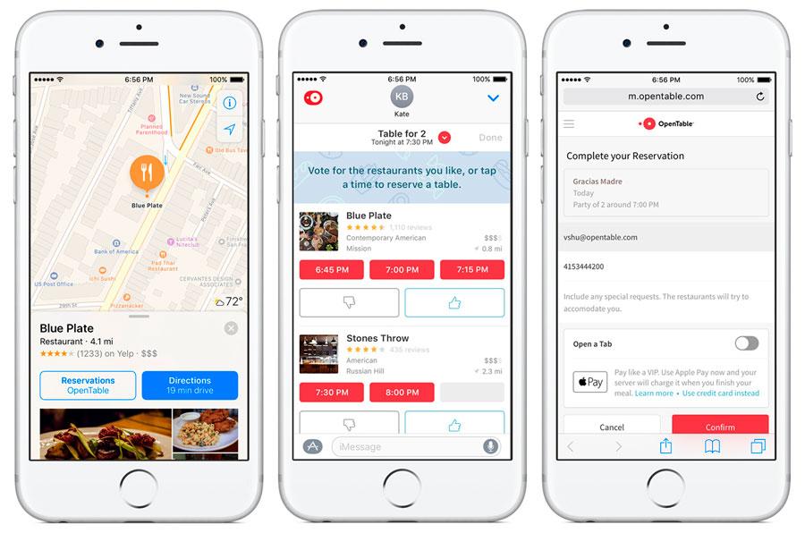 Personalizzare la customer experience: la app di Open Table