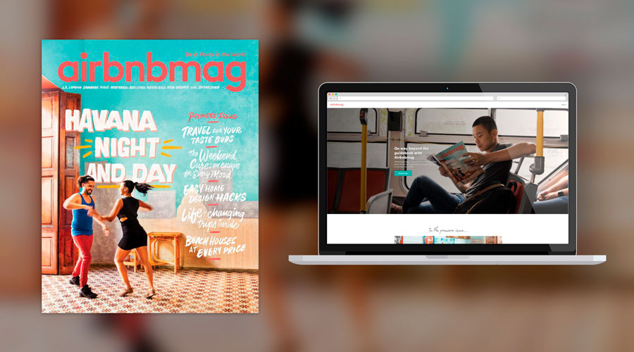 Airbnb Magazine e le tattiche di marketing