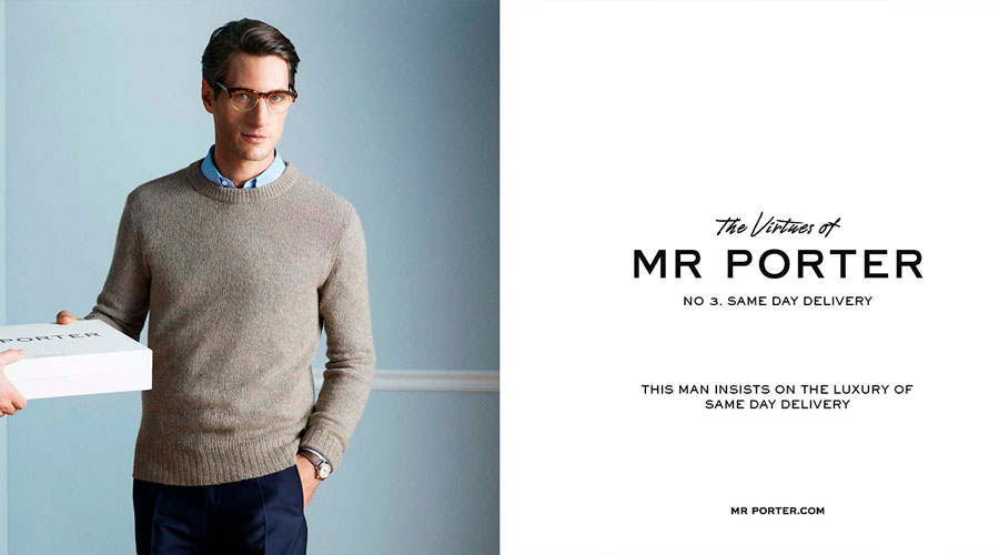 Mr Porter e le tattiche di marketing