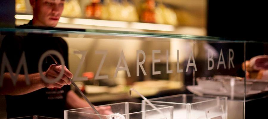 Specializzarsi nel food: la degustazione di mozzarella Obicà