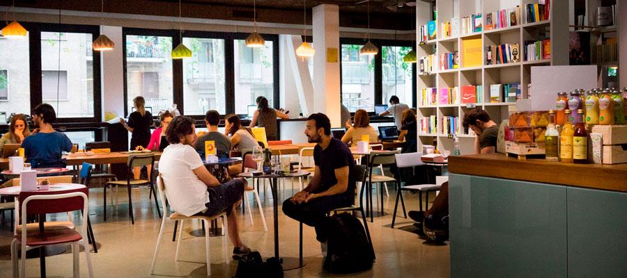 Specializzarsi nel food: Open Milano e la formula bookstore