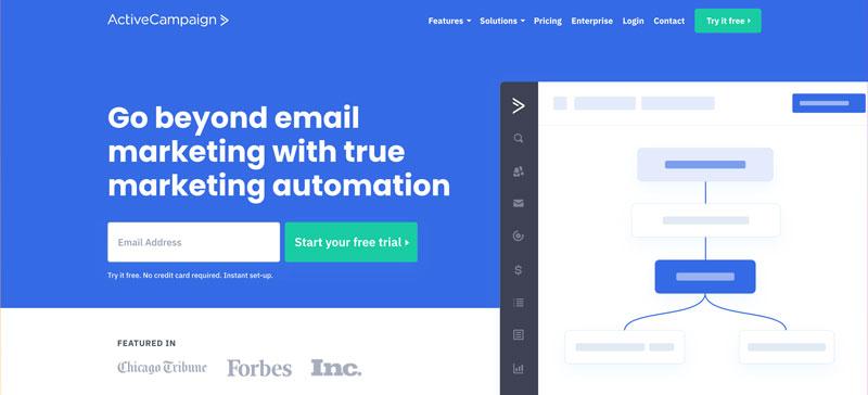 Active Campaign: email automation alla massima potenza