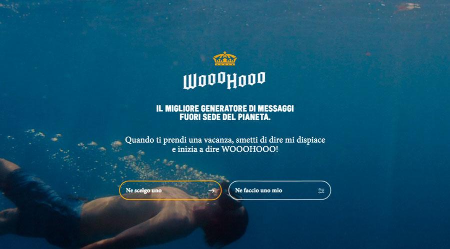 WhooHoo Corona